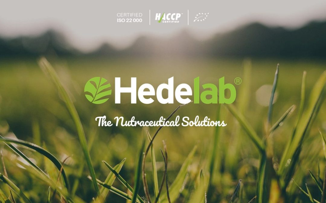 Hedelab will be present at various events: